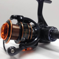 carrot stix dual speed spinning reels