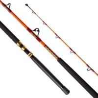 carrot stix jigging spinning rods