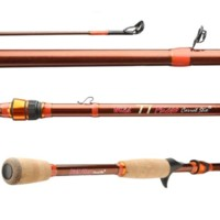 carrot stix pro series tournament rods - casting rods