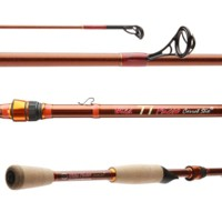 carrot stix pro series tournament rods - spinning rods