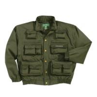 streamside fishing jacket  vest