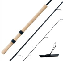 streamside float steelhead fishing rod