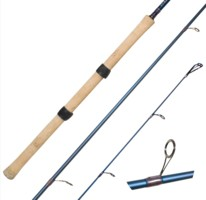 streamside tranquility float steelhead fishing rod