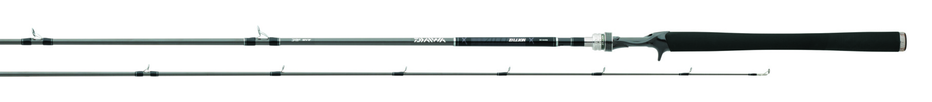 daiwa zillion baitcast rod