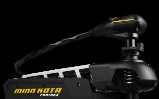 minn kota fortrex foot control bow-mount motor