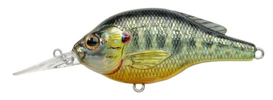 live target sunfish crankbait