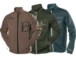 g loomis technical softshell jacket