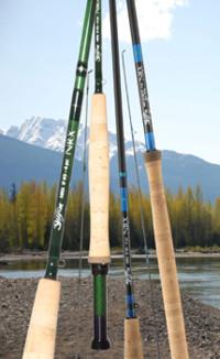 g loomis fly fishing nrx switch salmon  steelhead rod