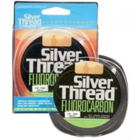 silver thread fluorocarbon filler spools