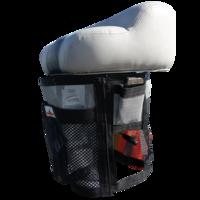 tackle webs pedestal seat low lever system 12