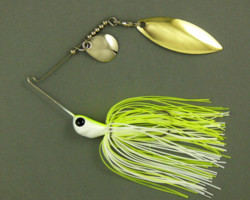 ultra tungsten t-blade spinnerbait